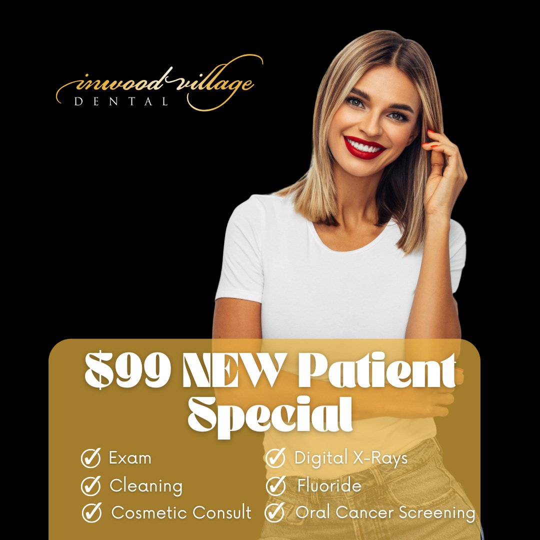 Best New Patient Special In Dallas, Texas