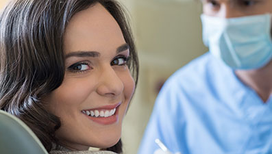 get your teeth cleaning at Inwood Village Dental